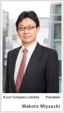 Makoto Miyauchi, President
